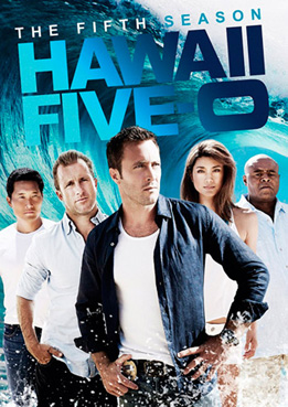 Hawaii Five-O tv show poster