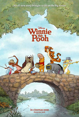 Disney's Winnie the Pooh movie poster