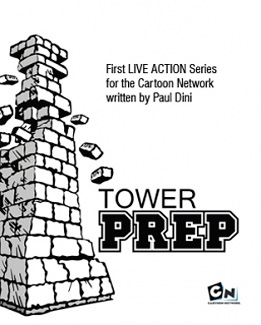 Tower Prep TV show poster